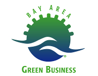 Proud to be a Bay area Certified Green Business